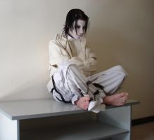Straight Jacket Photo by Reno-R-Psychopathic
