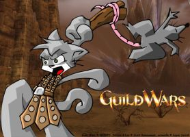 VGCats-Guild Wars Fanart by lengeta