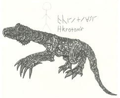 Hkrotomir by UltimateRidley