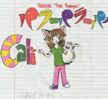 $Lets do this Parappa Style$ by cali-cat