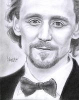 Tom Hiddleston II by Vaiorin