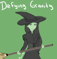 It's time to try Defying Gravity by Buniette