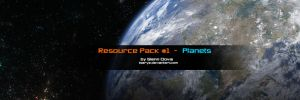 Resource Pack 1 Planets by GlennClovis