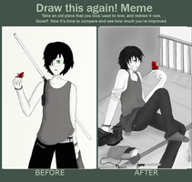 Draw this Again Challenge by Meru-KeepAlive