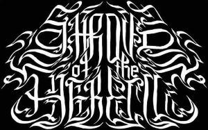 Shroud of the Heretic Logo by antiquatedremains