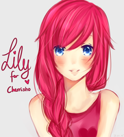 Lily~ by MiChaou