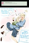 Q20 - Genderbend Meet-up by Ask-Awesome-Finn