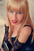 Misa Close Up by LadyDaniela89