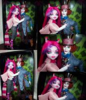 MH: The Kat and the Hatter by KPenDragon