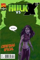 X-23's holidays by Cerviero by cyomAn