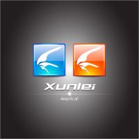 Logo for Xunlei_3 by ypf