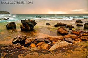 Turimetta Beach Sunrise 3 by h0z