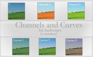 Channels and Curves by ravendecay