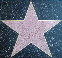 Empty Hollywood star #1 by SucXceS