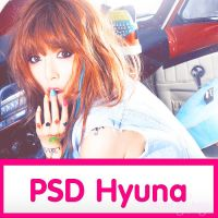 Psd HyunA by kimtaeyeon123
