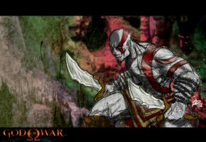 """GOD of WAR"" Kratos: ReSPECTs by siamgxIMA"