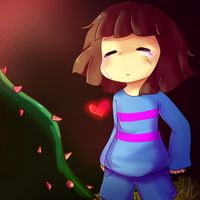 It's the end (Speedpaint) by ToyPastel