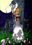The Ghost Witch by InkArtWriter