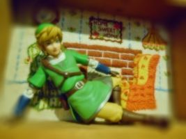 Dream A Little Dream Of Link by Enlightenup23
