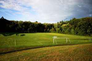 Soccer Field by ZorgZ