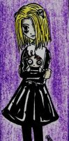 Lenore by owlishmystic
