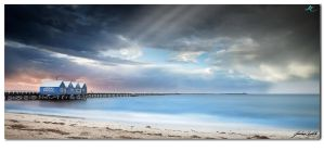 Busselton Jetty by jcantelo