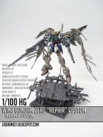 "HG WGZ ""REPAIR"" CUSTOM by shithlord"