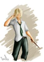 Draco by Aresielle