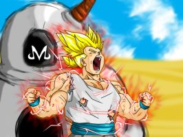 Transform to Majin by OnlyNinjutsu