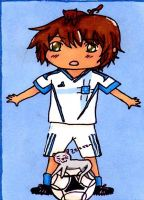 19 Group A - Greece by ArisaBaisotei