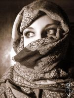 Behind the Cloak 1 by heral