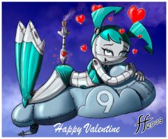Happy XJ-Valentine by 14-bis