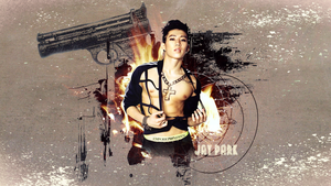Jay Park Wallie by XxShikoraxX