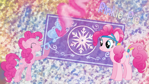 Pinkie pie wallpaper by NightSilverChelly