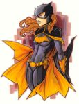 marker : Batgirl by KidNotorious