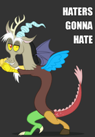 Haters Gonna Hate by mykklaw