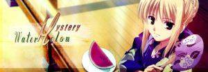 Mystery Watermelon event banner by etershine