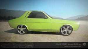 Renault 12 l Dacia 1300 Spoon Edition_1 by spoon334