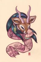 Impala Aspect by Cameron-Brideoake