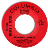 'Spinning Wheel' by Blood Sweat and Tears by slr1238