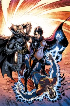 Worlds' Finest 30 cover by Cinar