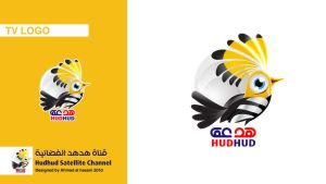 hudhud tv -test logo by Ahmad-Al-Hasani