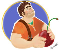 Wreck It Ralph by squishy9