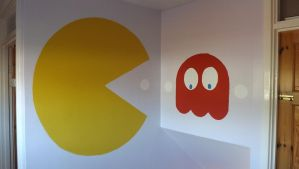 Pacman Needs Finishing by moather