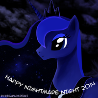 Happy Nightmare Night 2014 by kiraradaisuki