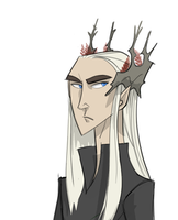 Thranduil Preview by Gilmec