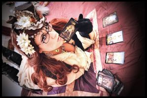 Steampunk Gypsy 2 by NoFlutter