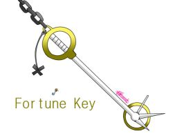 Fortune Key by Irismightlikepink