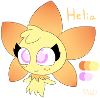 Helia Reference by P4ND4-ST4R