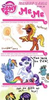 My Little Pony FiM Meme by Zyleeth